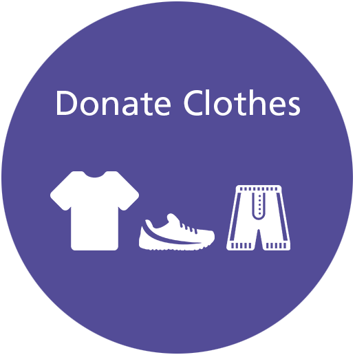 donate clothes montreal