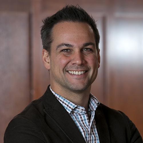Marc-André Thibault - Président du CA de GFGS Montréal